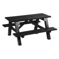 British Recycled Plastic - Denholme Picnic Table