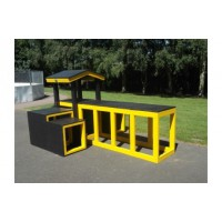 Marmax -  Recycled Plastic Dog Adventure Area