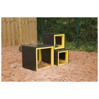 Marmax -  Recycled Plastic Dog Agility Cube 700