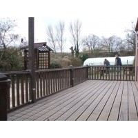 British Recycled Plastic - Decking